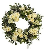 Rose Wreath.