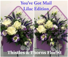 You've got mail   Lilac Edition