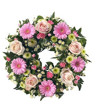 Wreath Pinks